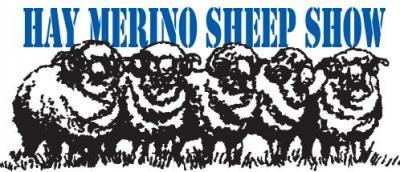 Hay Merino Sheep Show, Hay